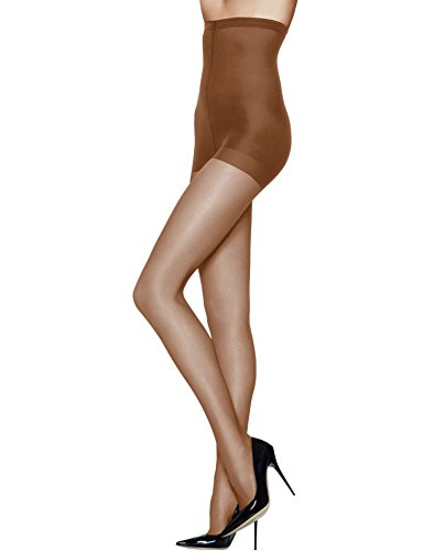 Hanes Silk Reflections Women`s Ultra Sheer High Waist Control Top Pantyhose