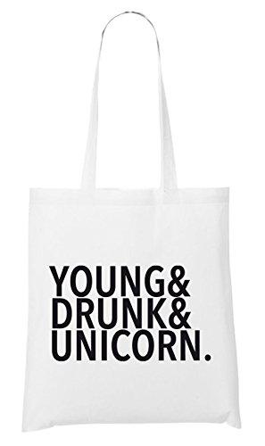 Young Drunk Unicorn Sac Blanc Certified Freak