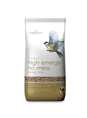 Chapelwood High Energy 'no Mess' Seed Mix 2kg by Chapelwood