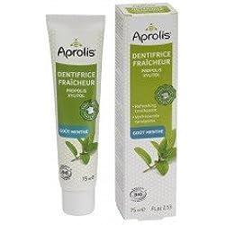 Dentifrice Fraîcheur Bio - Propolis et Huiles Essentielles- 75ml