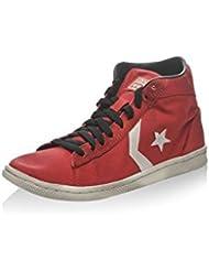 Converse Zapatillas abotinadas Pro Lp Mid textil Rojo EU 44