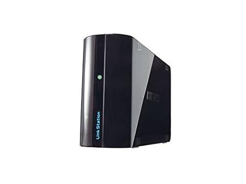 Buffalo LinkStation Mini Disque dur réseau compact 1 To Noir