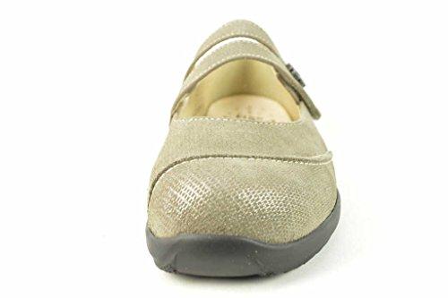 Finn Comfort 02353 537189, Scarpe stringate donna beige Beige Gold