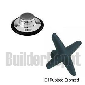 Garbage Entsorgung Stopper Oil Rubbed Bronze -