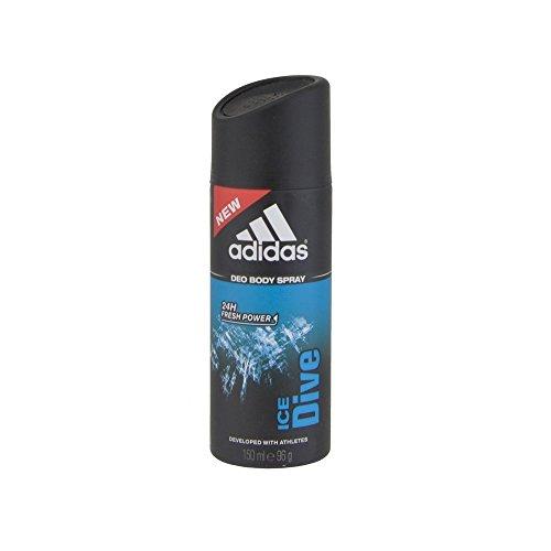 Adidas Deodorant Men Ice Dive, 150ml