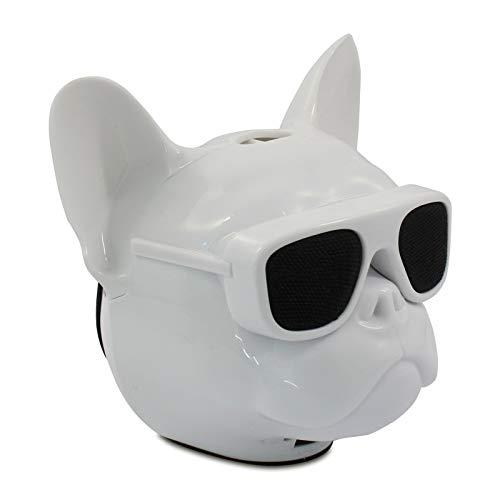 Eaxus Bulldog Bluetooth Haut-parleur - jukebox sans fil pour téléphone portable, smartphone & Co.