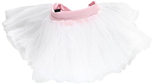 Widmann 1745T - Tutu für Kinder, weiߟ, (Ideen Halloween Kostüm Ballerina)