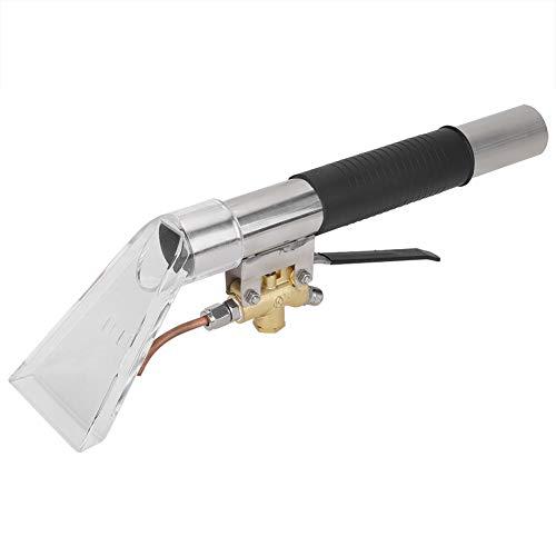 Pulitore a vapore ad alta pressione accessorio aspiratore a vuoto auto detail strumento a forma di bacchetta per moquette divano tetto per interni cuscino per sedile aspirapolvere