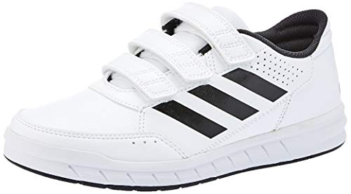 Adidas Unisex-Kinder AltaSport CF Fitnessschuhe, Weiß (Ftwbla/Negbas/Ftwbla 000), 33 EU