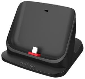 KiDiGi LC5-MTMG Dockingstation USB für Motorola Moto G Cover-Mate