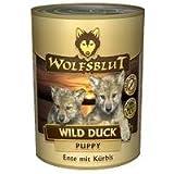 Wolfsblut Wild Duck Puppy mit Entenfleisch 6x395g