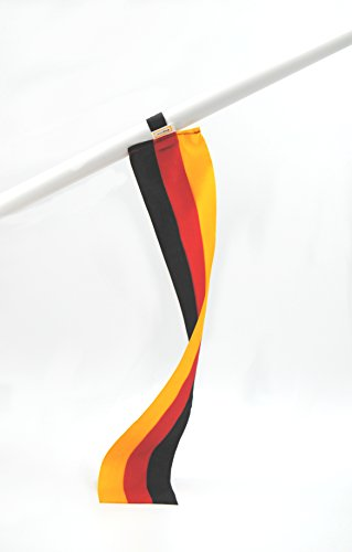 miniflag | Fan-Artikel in National-Farben | kleine mini-Fahne | Fan und Party-Fähnchen u.a. für Fußball Handball Hockey Beach-Volleyball Ski Tennis WM EM Olympia Sport-Events | (Fußball-dekorationen Ideen)
