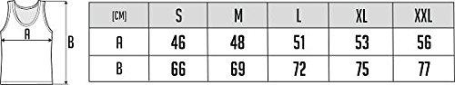 Militare Krav Serbatoio Di Maga Top Canotta Israele Combattimento Sistema Thumbsdown Ultima Battaglia. Gladiatore Bloodline Abbigliamento da Lotta. Allenamento. Casual. Palestra MMA T-shirt Nero