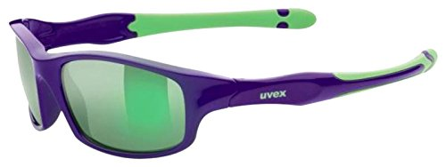 Uvex Sportsonnenbrille Sportstyle 507, Lilac Green, One Size, 5338664716