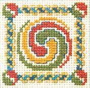 textile-heritage-cross-stitch-miniature-card-kit-celtic-spiral