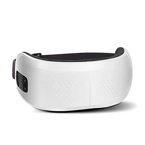 Xusiming Bluetooth-Augenmassagegerät zur Verbesserung der Augenrötung und Linderung von Augenermüdung für den Einsatz im Büro, auf Reisen (Augenrötung)