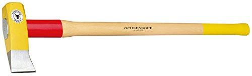 OCHSENKOPF OX 638 H-3509 Holzspalthammer ROTBAND-PLUS