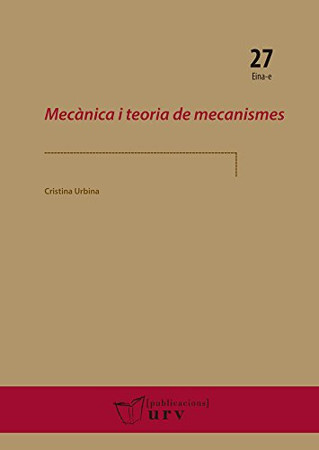 Mecànica i teoria de mecanismes (Eina)
