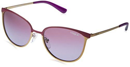 Vogue Gradient Shield Women's Sunglasses - (0VO4002S994S8H55|54|Violet Gradient Color) image