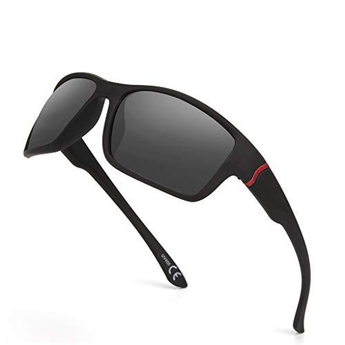fazry Damen Herren Draussen Sportbrillen Reiten Sonnenbrillen Mode für Sport-Sonnenbrillen(C)