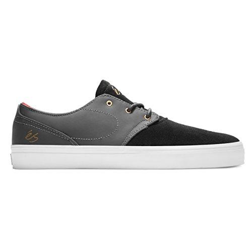 éS Footwear THE REYNOLDS LOW 5101000141-212 Black/Grey