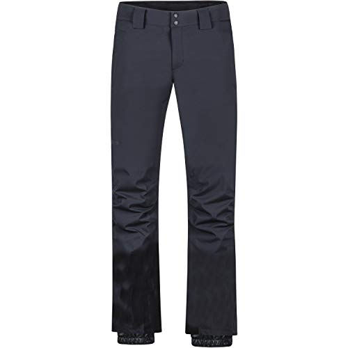 Marmot Freefall Insulated Snow Pant X Large Black (Insulated Snow Pants)