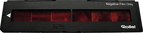 Rollei Dia Film Scanner DF-S 100 SE - mit 5 Megapixel und 2.4 Zoll Farb-TFT-LCD Display und umfangreichem Zubehör, für Speicherkarten bis zu 16 GB - Schwarz - 3