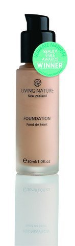 Living Nature Mineral Make-up - pure taupe -