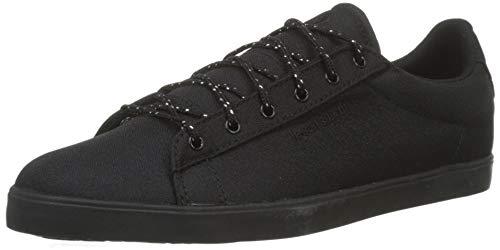 LE COQ SPORTIF Agate, Baskets Femmes, Noir (Triple Black), 38 EU