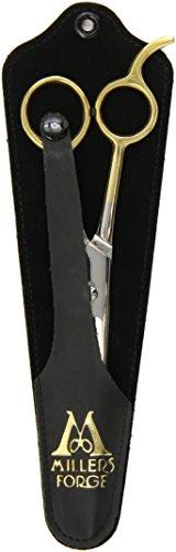 Millers Forge Feather Light Gebogene 88 Filipino-Schere, 21 cm -