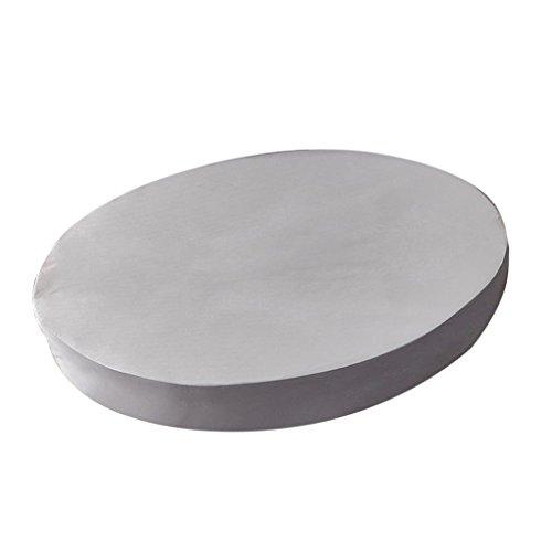 amagogo 100% Baumwolle Bett Ausgestattet Abdeckungen Spannbettlaken 200 * 200 cm - Grau -
