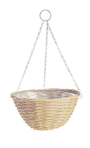 Gardman Hanging Basket plastique Panier suspendu beige