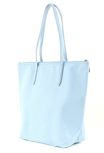 Lacoste NF0647PO Damen Shopper 27x35x14 cm (B x H x T) Dream Blue