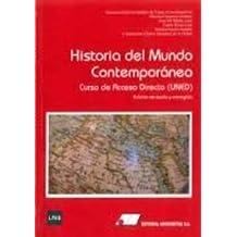 Historia del Mundo Contemporáneo.: Curso de Acceso Directo (UNED)