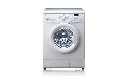 LG F8091MDL2 5.5KG Front Load Front Load Washing Machine