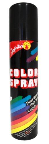 Jofrika Color Haarspray Schwarz 100 ml