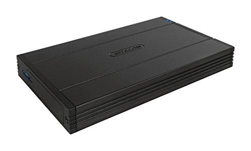 Aluminium Design USB 3.0 - SATA - 2,5 Zoll HDD / SSD Festplattengehäuse Case Gehäuse Festplatte