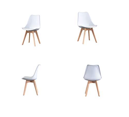 ArtDesign FR Tulip sillas de Comedor Moderno