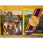 breyer-horse-little-debbie-special-edition-little-debbie-pony-rider-set
