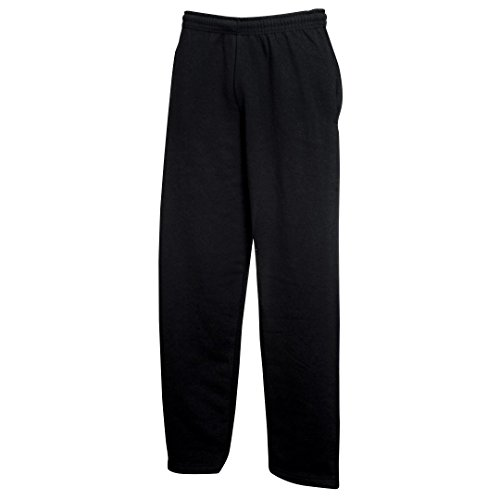 Fruit of the Loom Classic 80/20 offener Beinabschluss Sweatpants (Sweatpant Loom)