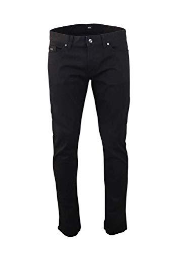BOSS Herren Jeans Delaware3 Schwarz 32-32