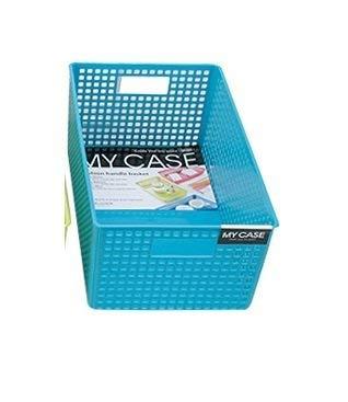 Lock&Lock Fashion Basket, Blue (HP265)
