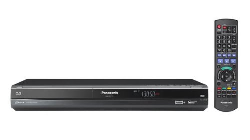 Panasonic DMR-EX773ECK Lecteur / Enregistreur DVD Disque dur 160 Go TNT HDMI USB