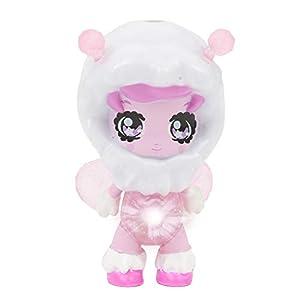 Giochi Preziosi Glimmies GLP006 Figura de Juguete para niños Rosa, Blanco Chica - Figuras de Juguete para niños (Rosa, Blanco, 3 año(s), Chica, China, LR41, 60 mm)