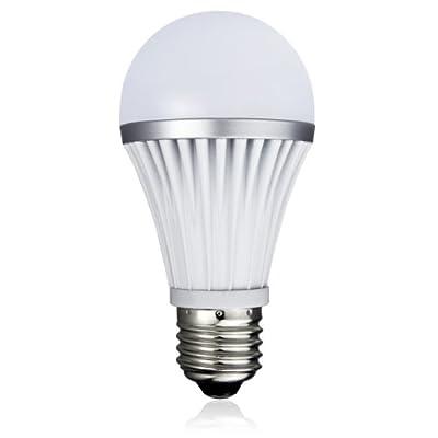 Lighting EVER® 7W A60 LED Lampe, Samsung LED Mit Hochleistung, Kaltweiß, Ersetzt 50-60W Watt Glühbirnen, Leuchtmittel, Lampen von Lighting EVER bei Lampenhans.de