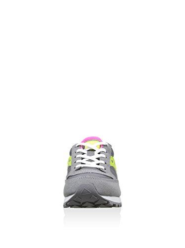 SAUCONY SC54728 JAZZ ORIGINAL grigio scarpe bambina girls Grey/Lime