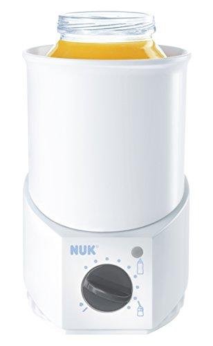 Nuk 10256096 Thermo Constant Scaldapappa, Bianco