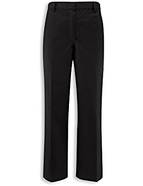 Alexandra STC-NF27BK-12A - Pantalón de cintura elástica oculto para mujer, extra alto, 67% poliéster, 33% algodón...