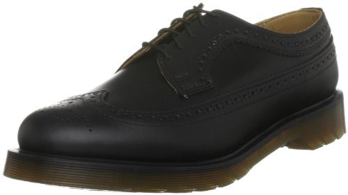Dr Martens 3989 Smooth, Chaussures de ville mixte adulte Noir (Black)