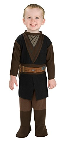 Anakin Skywalker Baby Strampler aus Star Wars, (Kostüme Baby Star Wars Halloween)